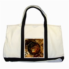 Christmas Bauble Ball About Star Two Tone Tote Bag
