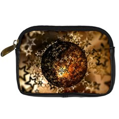 Christmas Bauble Ball About Star Digital Camera Cases