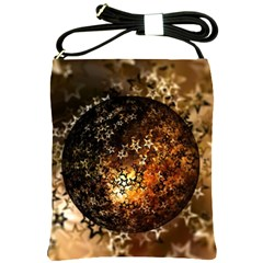 Christmas Bauble Ball About Star Shoulder Sling Bags