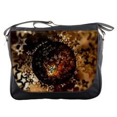 Christmas Bauble Ball About Star Messenger Bags