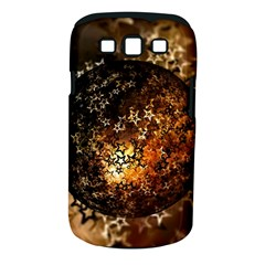 Christmas Bauble Ball About Star Samsung Galaxy S Iii Classic Hardshell Case (pc+silicone)