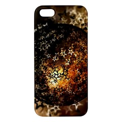 Christmas Bauble Ball About Star Apple Iphone 5 Premium Hardshell Case