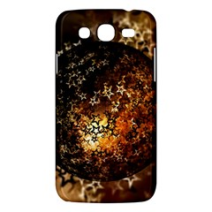 Christmas Bauble Ball About Star Samsung Galaxy Mega 5 8 I9152 Hardshell Case