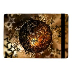 Christmas Bauble Ball About Star Samsung Galaxy Tab Pro 10 1  Flip Case