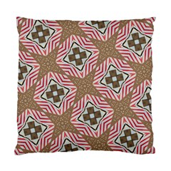 Pattern Texture Moroccan Print Standard Cushion Case (one Side)
