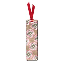 Pattern Texture Moroccan Print Small Book Marks