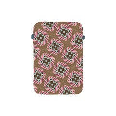Pattern Texture Moroccan Print Apple Ipad Mini Protective Soft Cases