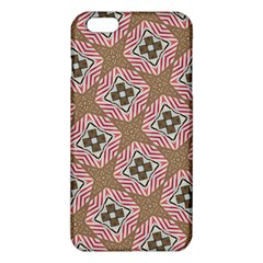Pattern Texture Moroccan Print Iphone 6 Plus/6s Plus Tpu Case