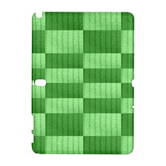 Wool Ribbed Texture Green Shades Galaxy Note 1