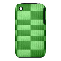 Wool Ribbed Texture Green Shades Iphone 3s/3gs