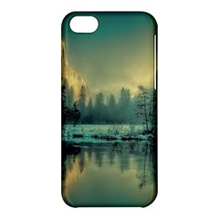 Yosemite Park Landscape Sunrise Apple Iphone 5c Hardshell Case