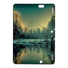 Yosemite Park Landscape Sunrise Kindle Fire Hdx 8 9  Hardshell Case