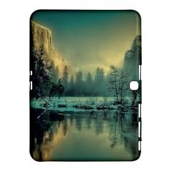 Yosemite Park Landscape Sunrise Samsung Galaxy Tab 4 (10 1 ) Hardshell Case