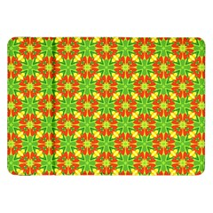 Pattern Texture Christmas Colors Samsung Galaxy Tab 8 9  P7300 Flip Case