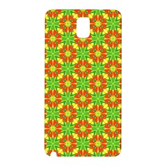 Pattern Texture Christmas Colors Samsung Galaxy Note 3 N9005 Hardshell Back Case
