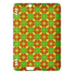 Pattern Texture Christmas Colors Kindle Fire Hdx Hardshell Case