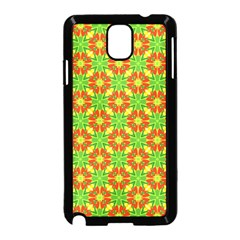 Pattern Texture Christmas Colors Samsung Galaxy Note 3 Neo Hardshell Case (black)