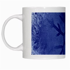 Winter Hardest Frost Cold White Mugs