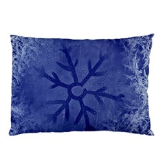 Winter Hardest Frost Cold Pillow Case (two Sides)