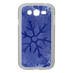 Winter Hardest Frost Cold Samsung Galaxy Grand Duos I9082 Case (white)