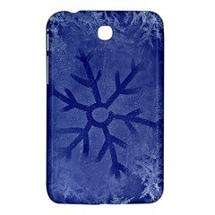Winter Hardest Frost Cold Samsung Galaxy Tab 3 (7 ) P3200 Hardshell Case