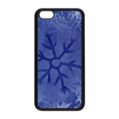 Winter Hardest Frost Cold Apple Iphone 5c Seamless Case (black)