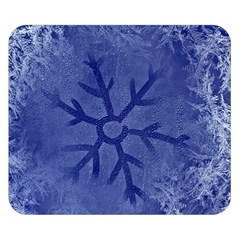 Winter Hardest Frost Cold Double Sided Flano Blanket (small)