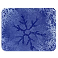 Winter Hardest Frost Cold Double Sided Flano Blanket (medium)