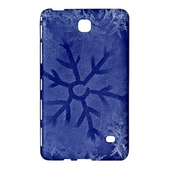 Winter Hardest Frost Cold Samsung Galaxy Tab 4 (8 ) Hardshell Case