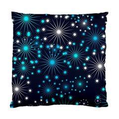Wallpaper Background Abstract Standard Cushion Case (one Side)