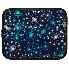 Wallpaper Background Abstract Netbook Case (xxl)