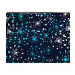 Wallpaper Background Abstract Cosmetic Bag (xl)
