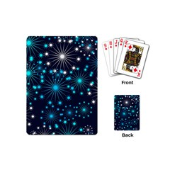 Wallpaper Background Abstract Playing Cards (mini)