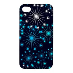 Wallpaper Background Abstract Apple Iphone 4/4s Premium Hardshell Case