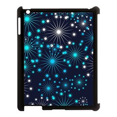 Wallpaper Background Abstract Apple Ipad 3/4 Case (black)