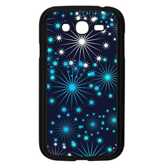Wallpaper Background Abstract Samsung Galaxy Grand Duos I9082 Case (black)