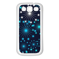 Wallpaper Background Abstract Samsung Galaxy S3 Back Case (white)