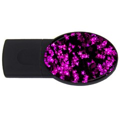 Abstract Background Purple Bright Usb Flash Drive Oval (4 Gb)