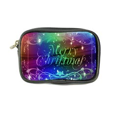 Christmas Greeting Card Frame Coin Purse