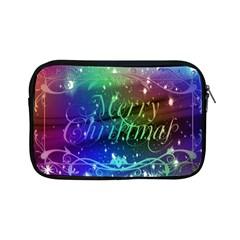 Christmas Greeting Card Frame Apple Ipad Mini Zipper Cases