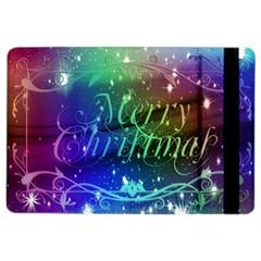 Christmas Greeting Card Frame Ipad Air 2 Flip