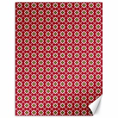 Christmas Wrapping Paper Canvas 18  X 24
