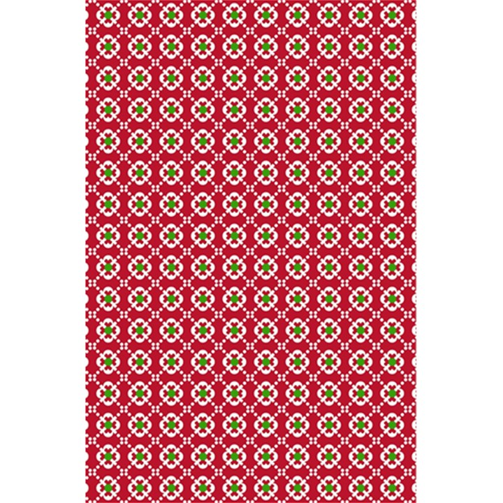 Christmas Wrapping Paper 5.5  x 8.5  Notebooks