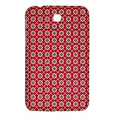 Christmas Wrapping Paper Samsung Galaxy Tab 3 (7 ) P3200 Hardshell Case
