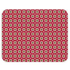 Christmas Wrapping Paper Double Sided Flano Blanket (medium)