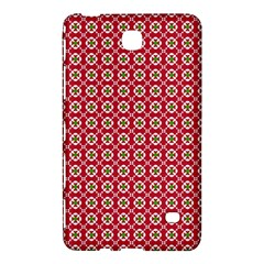 Christmas Wrapping Paper Samsung Galaxy Tab 4 (7 ) Hardshell Case
