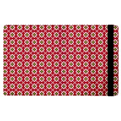 Christmas Wrapping Paper Apple Ipad Pro 12 9   Flip Case