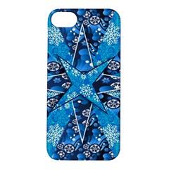 Christmas Background Wallpaper Apple Iphone 5s/ Se Hardshell Case