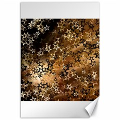 Star Sky Graphic Night Background Canvas 12  X 18
