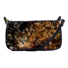 Star Sky Graphic Night Background Shoulder Clutch Bags